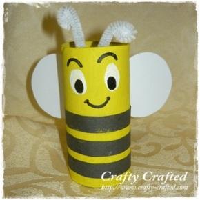 bijen-knutsel